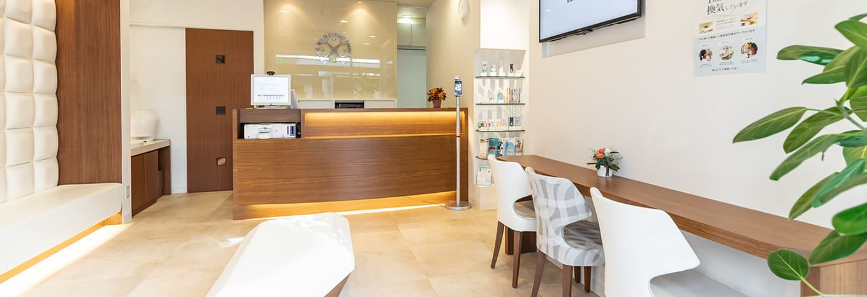 京都四条烏丸・大宮のとみい歯科クリニックの院内イメージ