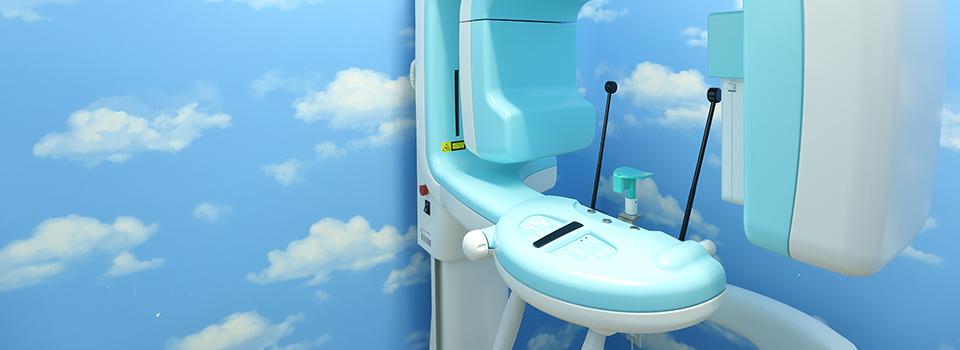 3DCTによる立体的な検査と診断