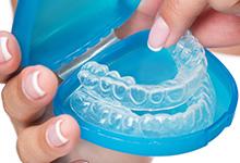 歯ぎしりから歯を守る