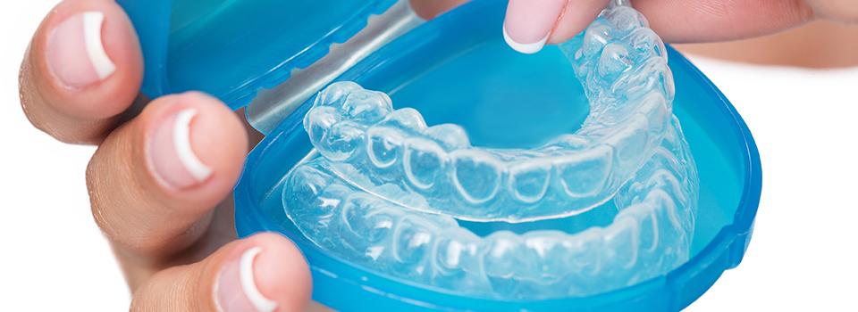 歯ぎしり・食いしばりから歯を守る